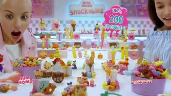 Num Noms Snackables TV Spot, 'New Snackables Dippers and Cereal!' - Thumbnail 9