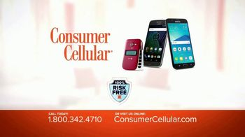 Consumer Cellular TV Spot, 'Real People: Plans $15+ a Month' - Thumbnail 9