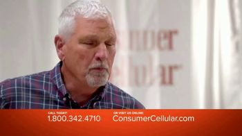 Consumer Cellular TV Spot, 'Real People: Plans $15+ a Month' - Thumbnail 3