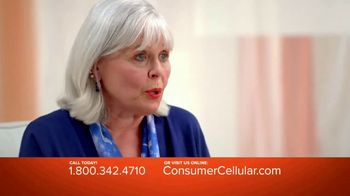 Consumer Cellular TV Spot, 'Real People: Plans $15+ a Month' - Thumbnail 6