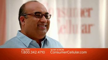 Consumer Cellular TV Spot, 'Real People: Plans $15+ a Month' - Thumbnail 7