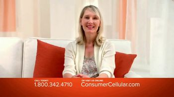 Consumer Cellular TV Spot, 'Real People: Plans $15+ a Month' - Thumbnail 8