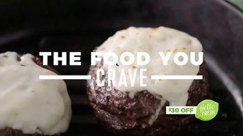 HelloFresh TV Spot, 'The Food You Crave' - Thumbnail 5