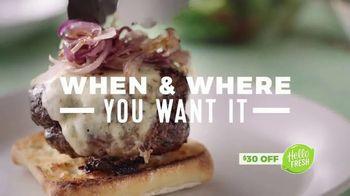 HelloFresh TV Spot, 'The Food You Crave' - Thumbnail 7