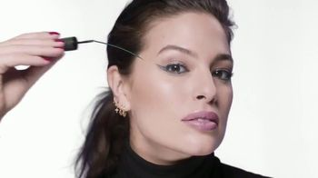 Revlon Exactify Liquid Liner TV Spot, 'Live Boldly' Featuring Ashley Graham