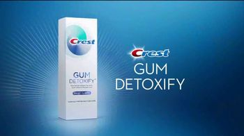 Crest Gum Detoxify TV Spot, 'Irritated Gums' - Thumbnail 6