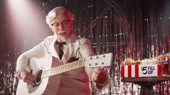 KFC TV Spot, 'Tuning' Featuring Reba McEntire - 2008 commercial airings