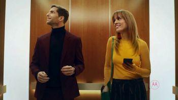 Motorola Smart Speaker With Amazon Alexa TV Spot, 'Elevator: Funky Place'