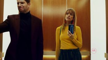 Motorola Smart Speaker With Amazon Alexa TV Spot, 'Elevator: Funky Place' - Thumbnail 8