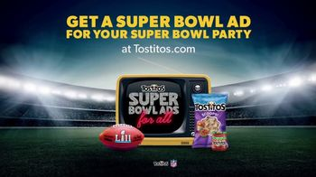 Tostitos Super Bowl 2018 Teaser,'Super Bowl Ads for All' Ft Alfonso Ribeiro - Thumbnail 10