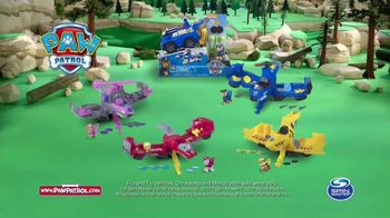 PAW Patrol Flip and Sly Vehicles TV Spot, 'From Ground to Sky' - Thumbnail 10