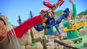 PAW Patrol Flip and Sly Vehicles TV Spot, 'From Ground to Sky' - Thumbnail 5