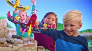 PAW Patrol Flip and Sly Vehicles TV Spot, 'From Ground to Sky' - Thumbnail 9