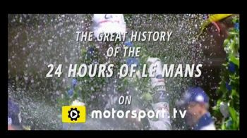 Motorsport Network Motorsport.tv TV Spot, '24 Hours of Le Mans' - Thumbnail 10