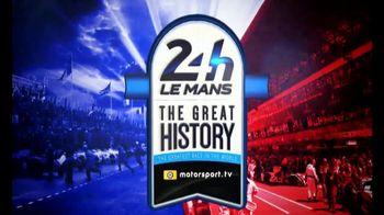 Motorsport Network Motorsport.tv TV Spot, '24 Hours of Le Mans' - Thumbnail 2