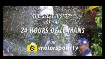 Motorsport Network Motorsport.tv TV Spot, '24 Hours of Le Mans' - Thumbnail 9