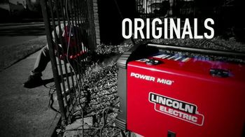 Lincoln Electric TV Spot, 'Originals Lead, Everyone Else Follows' - Thumbnail 1