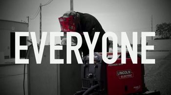 Lincoln Electric TV Spot, 'Originals Lead, Everyone Else Follows' - Thumbnail 6