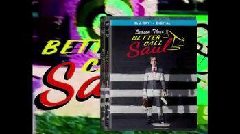 Better Call Saul: The Complete Third Season Home Entertainment TV Spot - Thumbnail 4