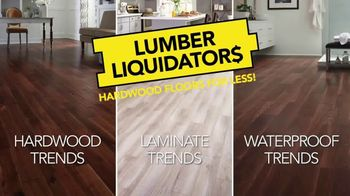 Lumber Liquidators TV Spot, 'This Week Deals: Distressed Hardwood' - Thumbnail 2