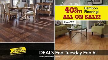 Lumber Liquidators TV Spot, 'This Week Deals: Distressed Hardwood' - Thumbnail 6