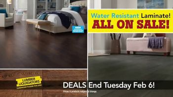 Lumber Liquidators TV Spot, 'This Week Deals: Distressed Hardwood' - Thumbnail 7