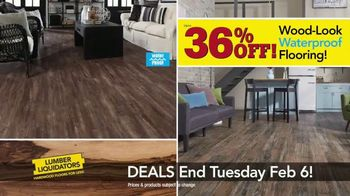 Lumber Liquidators TV Spot, 'This Week Deals: Distressed Hardwood' - Thumbnail 8