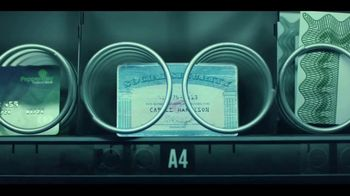 Experian Identity Theft Protection TV Spot, \'Vending Machine\'