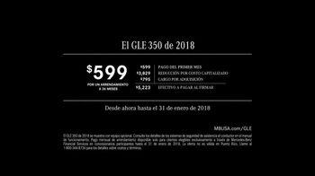 2018 Mercedes-Benz GLE TV Spot, 'Sorpresas' [Spanish] [T2] - Thumbnail 10