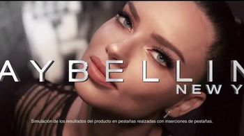 Maybelline New York Total Temptation Mascara TV Spot, 'Suaves' [Spanish] - 746 commercial airings