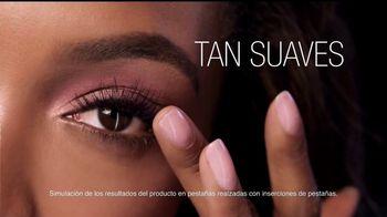 Maybelline New York Total Temptation Mascara TV Spot, 'Suaves' [Spanish] - Thumbnail 6