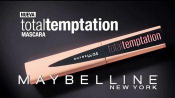 Maybelline New York Total Temptation Mascara TV Spot, 'Suaves' [Spanish] - Thumbnail 8