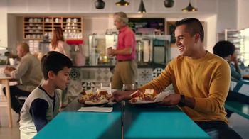 Capital One Savor Card TV Spot, 'Sandwich' - Thumbnail 9