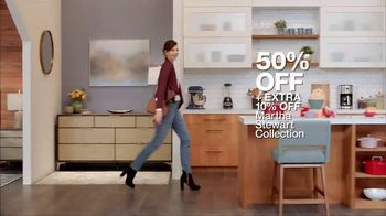 Macy's Big Home Sale TV Spot, 'Bedroom, Kitchen and Luggage' - Thumbnail 4