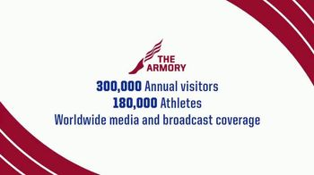 The Armory Foundation TV Spot, 'Premiere Indoor Track Facility' - Thumbnail 4