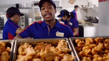 Church's Chicken Restaurants Pick Your Platter TV Spot, 'Lots of Food' - Thumbnail 1