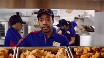 Church's Chicken Restaurants Pick Your Platter TV Spot, 'Lots of Food'
