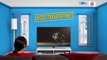 Rent-A-Center TV Spot, 'Juegos monumentales' [Spanish] - Thumbnail 1