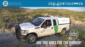 U.S. Customs and Border Protection TV Spot, 'Built for the Border' - Thumbnail 1