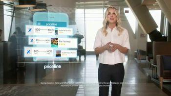 Priceline.com TV Spot, 'Treadmill' Featuring Kaley Cuoco - Thumbnail 2