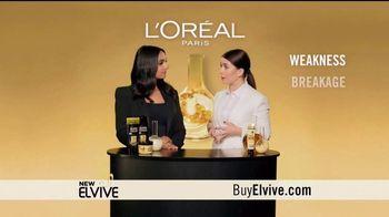 L'Oreal Paris Elvive TV Spot, 'Revive Damaged Hair' Featuring Deepica Mutyala