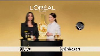 L'Oreal Paris Elvive TV Spot, 'Revive Damaged Hair' Featuring Deepica
