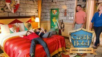 LEGOLAND TV Spot, 'Castle Hotel' - Thumbnail 7