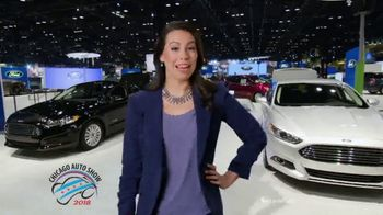 Ford Auto Show Sales Event TV Spot, 'No Payments Until May' [T2]