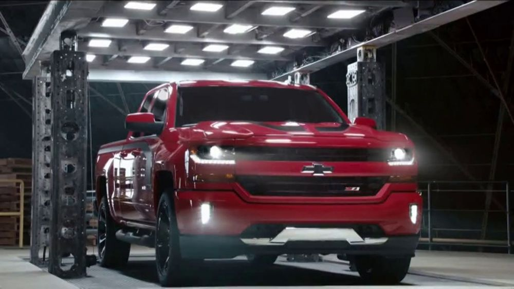 2018 Chevrolet Silverado 1500 TV Commercial, 'Powerful ...