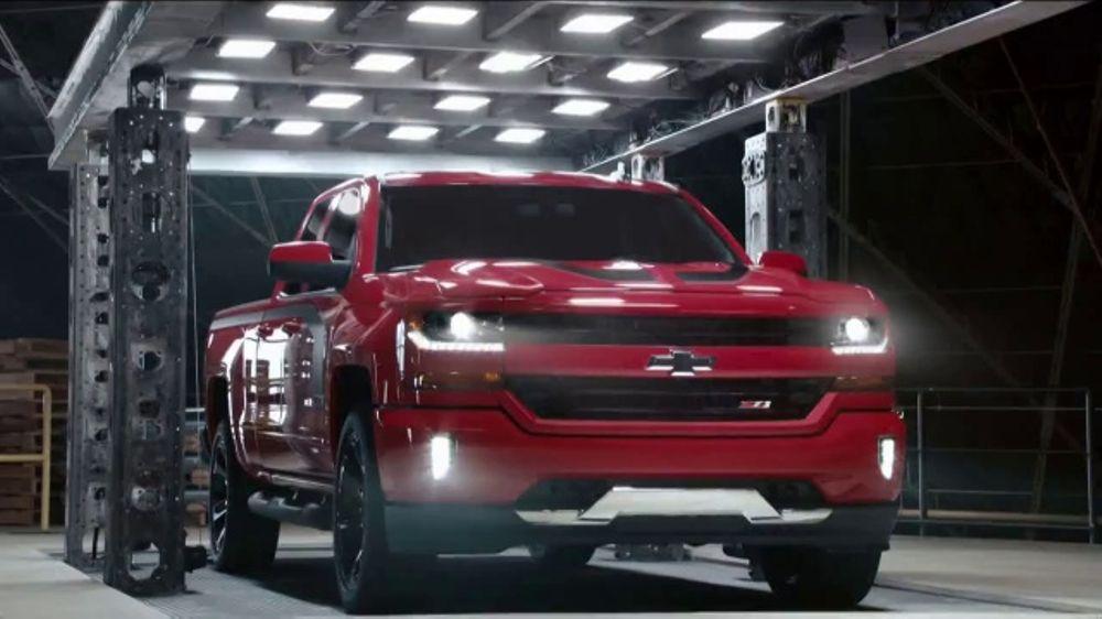 2018 Chevrolet Silverado 1500 TV Commercial, 'Powerful ...