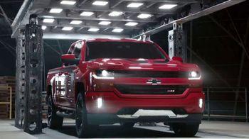 2018 Chevrolet Silverado 1500 TV Spot, 'Powerful' [T2] - 6622 commercial airings