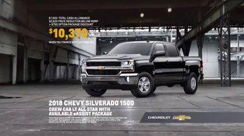 2018 Chevrolet Silverado 1500 TV Spot, 'Powerful' [T2] - Thumbnail 7