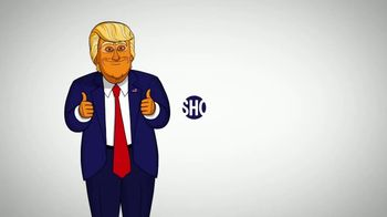 Showtime TV Spot, 'Our Cartoon President' - Thumbnail 1