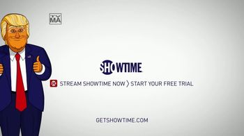 Showtime TV Spot, 'Our Cartoon President' - Thumbnail 10